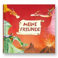 Grätz Verlag Freundebuch Drachen