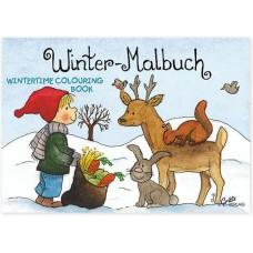 Grätz Verlag Mini-Malbuch Jahreszeit DIN-A7