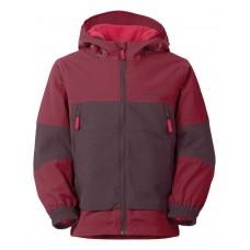 VAUDE Kids Lysbille 3in1 Jacket Kinder Doppeljacke raisin 146/152