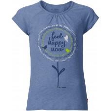 VAUDE Girls Leni T-Shirt III Mädchen T-Shirt 104 & 122/128