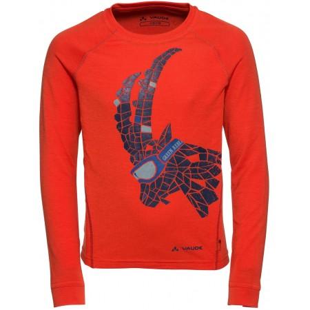 VAUDE Kids Fulmar Langarm-Shirt