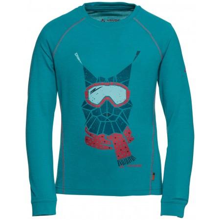 VAUDE Kids Fulmar Langarm-Shirt Gr. 104 - 122/128
