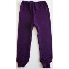 COSILANA Kinder-Unterhose lang - Wolle/Seide Gr. 92 - 140
