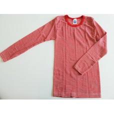 COSILANA Kinder-Unterhemd langarm - Wolle/Seide 92-140