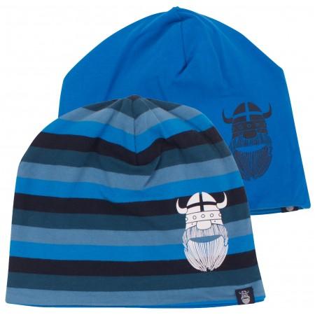 danefae Jersey Beanie Kindermütze Dive/Bright Blue Gr. 54