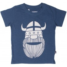 danefae Sloppy Joe Grey Blue ERIK Jungs T-Shirt