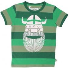 danefae ORGANIC - Chives Tee Hunter ERIK Jungen T-Shirt GOTS Gr. 104 - 134
