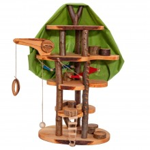 "Decor-Spielzeug Magic wooD Holz Baumhaus ""Traum"""