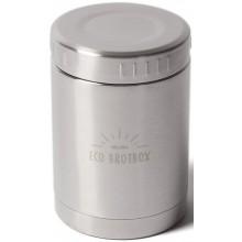 ECO Brotbox - BO + Isolierbehälter 0,5 L mit Schraubverschluss aus Edelstahl