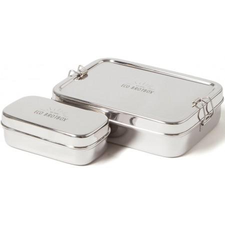 ECO Brotbox - Brotbox XL inklusive Snackbox XL