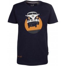 elkline QUEREINSTEIGER Kinder T-Shirt Gr. 104/110 & 140/146
