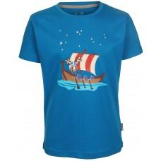 elkline SEEFAHRER Kinder T-Shirt Gr. 104/110