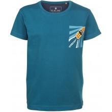 ELKLINE speedboat Kinder T-Shirt aus reiner Bio-Baumwolle GOTS Gr. 116 - 158