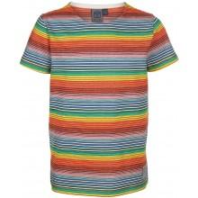 ELKLINE candystriped gestreiftes Kinder T-Shirt aus reiner Baumwolle Gr. 92 - 158