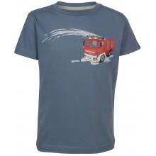 ELKLINE feuerwehr Kinder T-Shirt GOTS Gr. 92/98, 104/110 & 116/122