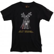 """elkline ELCHDERSTERNE Kinder """"elk wars""""-T-Shirt anthra Gr. 92/98"""