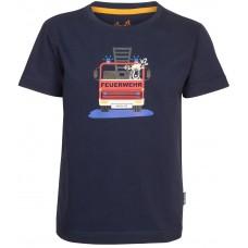elkline FEUERALARM Kinder T-Shirt Gr. 92/98 - 128/134