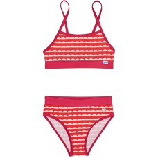 finkid BIKINIT Mädchen Bikini Set Gr. 100 - 140