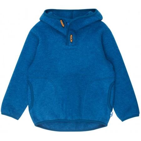 finkid JUSSI WOOL Kinder Wollfleece Hoodie Gr. 80/90 - 110/120