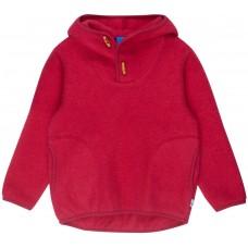 finkid JUSSI WOOL Kinder Wollfleece Hoodie Gr. 90/100 & 110/120