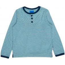 finkid PAITA gestreiftes Kinder Jersey Fischerhemd