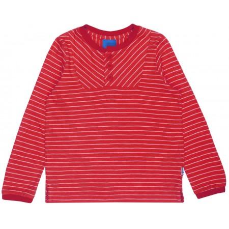 finkid PAITA gestreiftes Kinder Jersey Fischerhemd Gr. 80/90 & 90/100