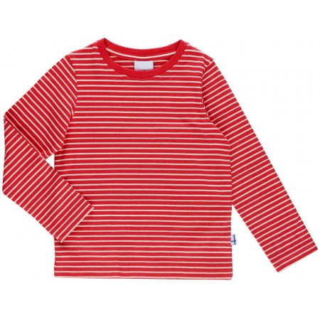 finkid SAMPO Essential Ringel Longsleeve Kinder Langarmshirt