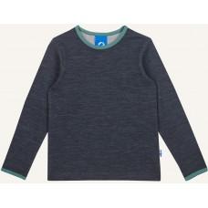 finkid TAAMO WOOL Kinder Langarmshirt mit Wolle Gr. 100 - 150