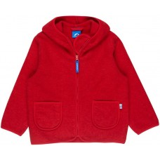 finkid TONTTU WOOL Kinder Wollfleece Jacke - Zip in Innenjacke Gr. 80/90, 90/100 & 130/140