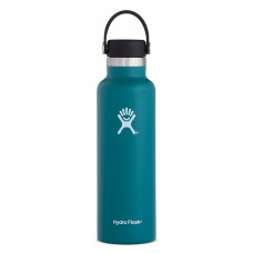 Hydro Flask 21 oz Standard Mouth Thermo Edelstahl Trinkflasche 621 ml Flex Cap