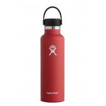 Hydro Flask 21 oz Standard Mouth Thermo Edelstahl Trinkflasche 621 ml Flex Cap