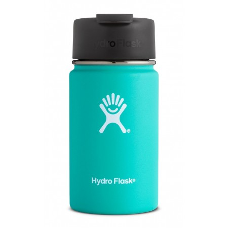 Hydro Flask 12 oz Wide Mouth Edelstahl Thermo Flasche 354 ml Hydro Flip™ Deckel