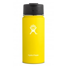 Hydro Flask 16 oz Wide Mouth Edelstahl Thermo Flasche 473 ml Hydro Flip™ Deckel