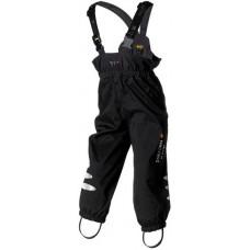 ISBJÖRN KULING Hard Shell Pant Kinderhose black 86/92 - 98/104