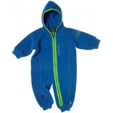 ISBJÖRN LYNX Microfleece Jumpsuit Baby Fleece Overall Gr. 68/74