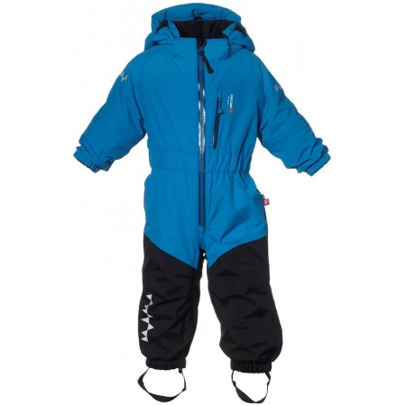 ISBJÖRN PENGUIN Winter Jumpsuit Kinder Schneeanzug Gr. 86 - 110 & 122