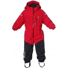 ISBJÖRN PENGUIN Winter Jumpsuit Kinder Schneeanzug Gr. 98, 104 & 128