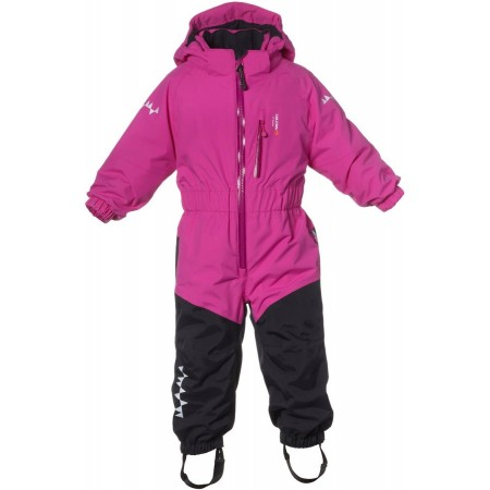 ISBJÖRN PENGUIN Winter Jumpsuit Kinder Schneeanzug Gr. 86 - 104