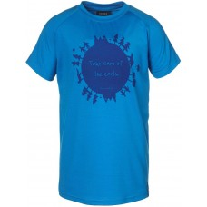 ISBJÖRN Earth Tee Kids Kinder T-Shirt Gr. 98/104 & 110/116