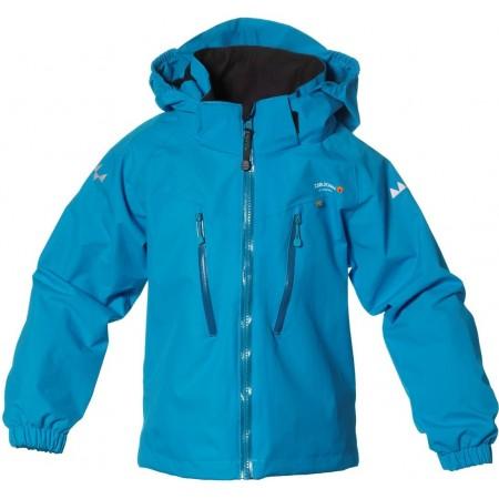 ISBJÖRN STORM Hardshell Jacket Kinder Wetterschutzjacke Gr. 122/128