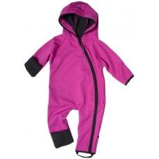 ISBJÖRN WIND&RAIN BLOC Jumpsuit Baby Softshell Overall
