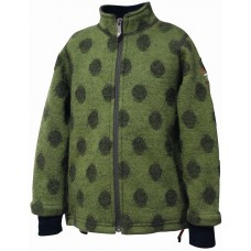 IVANHOE Junior Spot Kinder Wolljacke Gr. 90 - 140