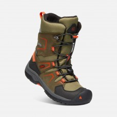 KEEN LEVO WINTER Waterproof Kinder Winterstiefel Gr. 32/33