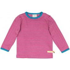 loud + proud Kinder Langarm Shirt Ringel Gr. 98/104 - 134/140