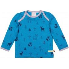 loud + proud Kinder Langarm Shirt mit Wollanteil Gr. 74/80 - 122/128