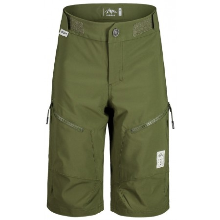 maloja IertU. Freeride Shorts knielange Kinderhose Gr. S - L