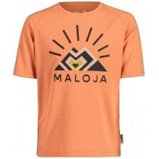 maloja ValspregnaG. Short Sleeve Multisport Jersey Kinder-T-Shirt Gr. S - L