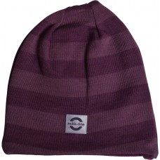mikk-line Wool Hat Stripes (9104) Kinder Wollmütze Gr. 50 - 56