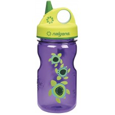 nalgene Everyday Grip-n-Gulp Kleinkind Trinkflasche 375 ml