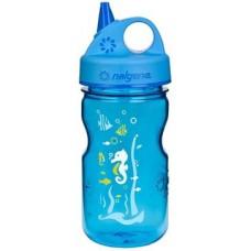 nalgene Everyday Grip-n-Gulp Kleinkind Trinkflasche 375 ml